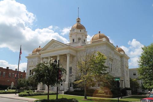Shelby County Court House II (Columbiana, Alabama)
