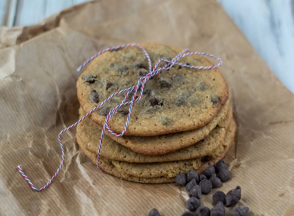 Recipe for homemade Chocolate Chip Cookies