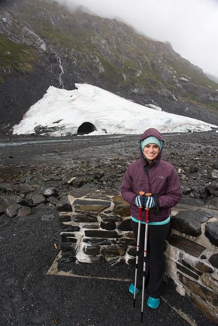 Byron Glacier Hike
