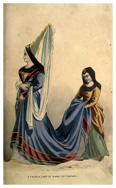 003-Select historical costumes compiled from the most reliable sources -1868