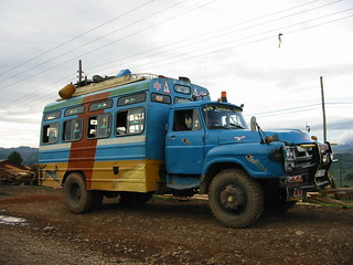 Local transport in Tanzania