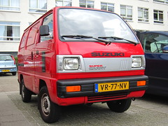 1992 Suzuki Super Carry Commercial TX 1000 5-Speed