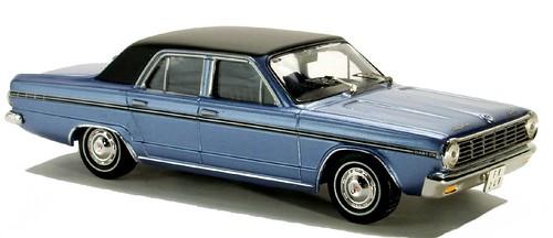 22 Ixo Dodge Dart 1966