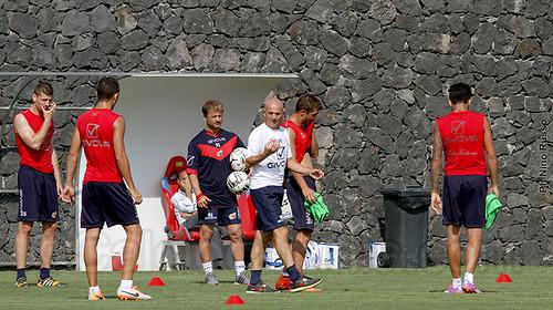 "Staff: Cusatis e Troise seguono Sannino; ""out"" Irrera"