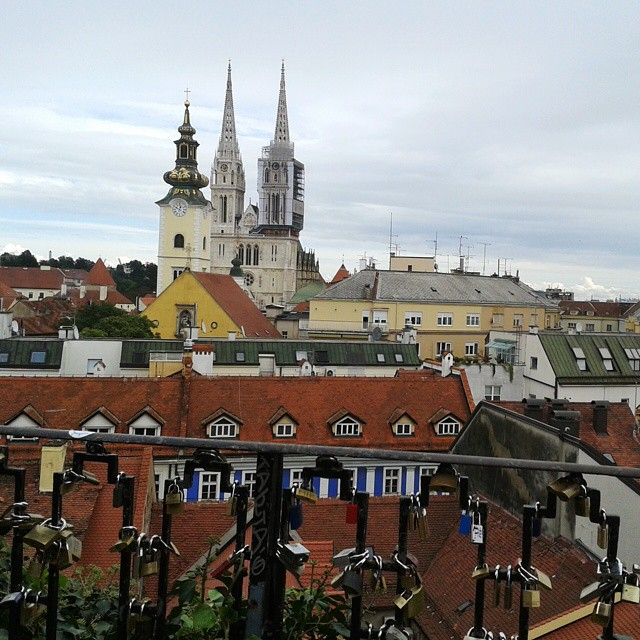 Zagreb views