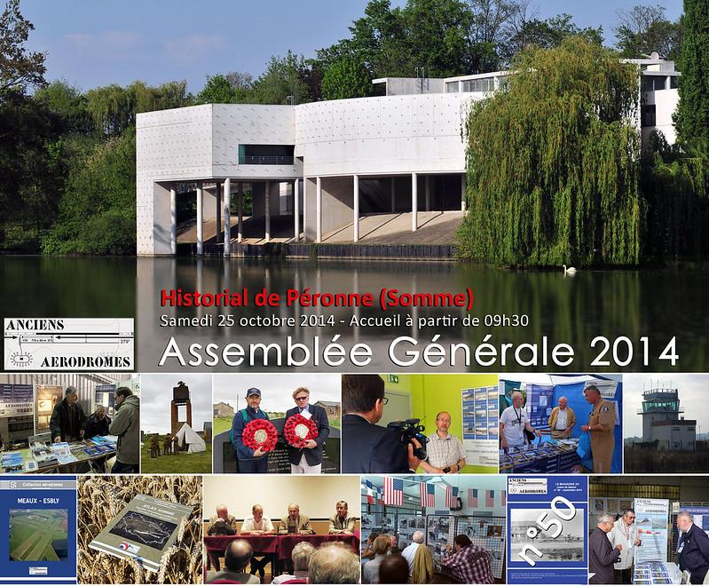 Assemblée Générale ordinaire – 2014