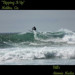 """The best shot of the day """"Ripping It Up"""" Malibu,  Ca #cannont3i"""