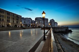 Alger - L'entrée de la Casbah # 194