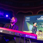 Musical entertainment at Jura Unbound |