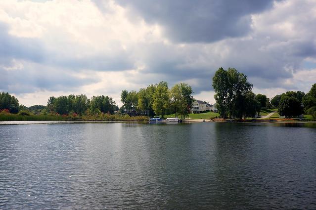 on bass lake