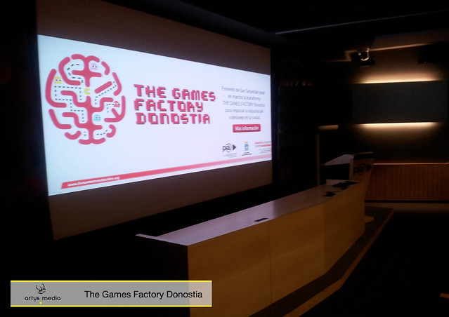 The Games Factory Donostia