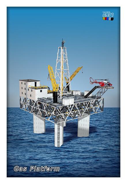 Oil/Gas Platform