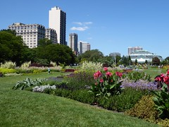 Chicago, Lincoln Park, Garden and Conservatory