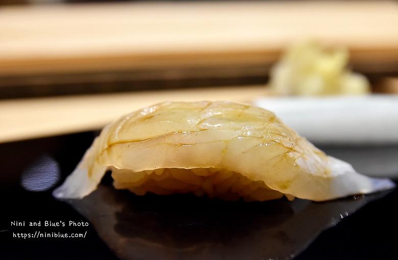 台中江戶前握壽司一貫入魂精誠日式料理08