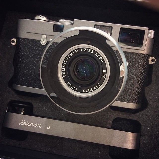 Leica MP - Anthracite Kit / Leica M 50th Anniversary with … | Flickr