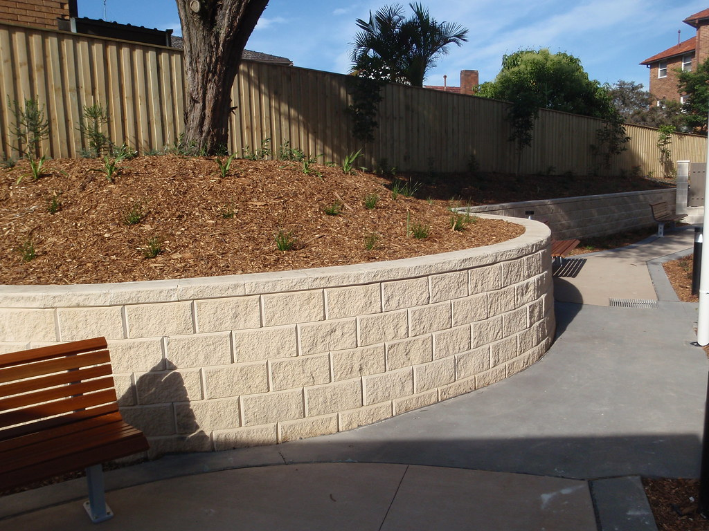 Austral Retaining Walls - Hastings