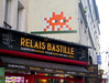 PA_1258 Space invader in Paris 11th