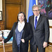 Secretary General Meets with Chair of UN Committee on the Rights of Persons with Disabilities