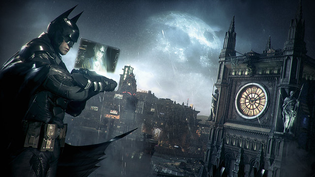 Batman: Arkham Knight on PS4