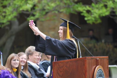 Valedictorian Selfie