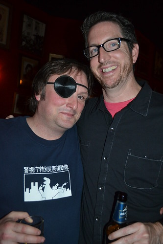 Laird Barron & Paul Tremblay