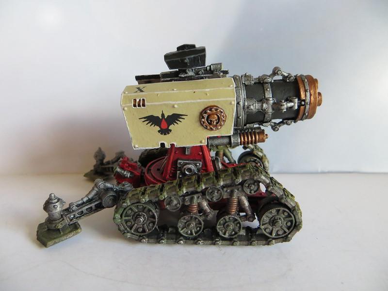 Thunderfire Cannon II