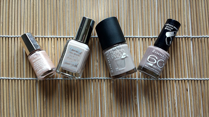 Nails: No Nonsense Nudes