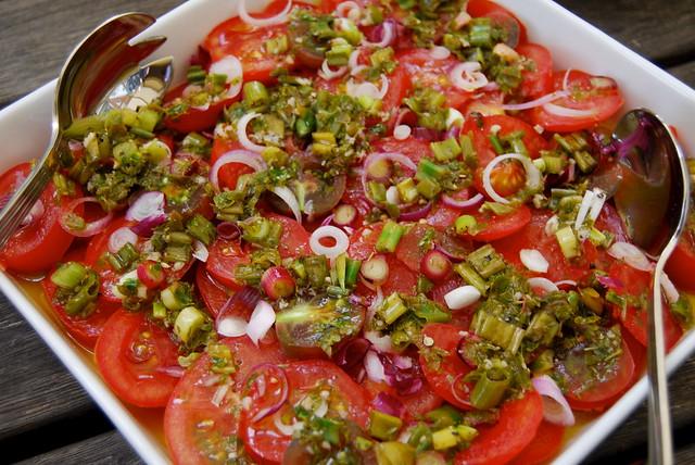 Tomato Salad 9