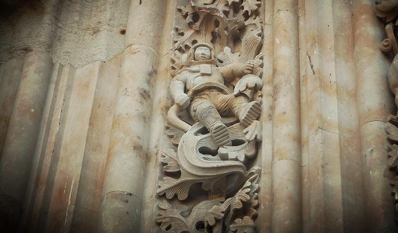 como planejar uma escapada a Salamanca