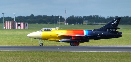 The Hawker Hunter Miss Demeanour 20-07-2014
