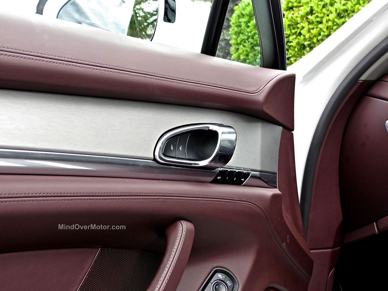 Porsche Panamera S E-Hybrid Door Handle