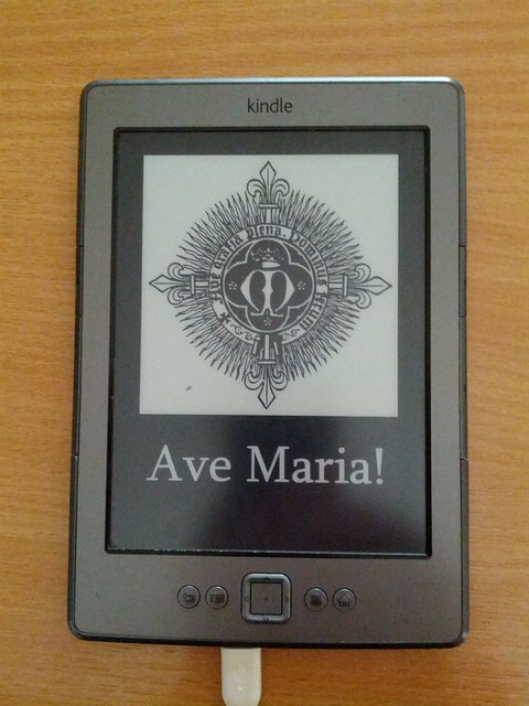 Kindle screen