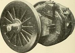 "Image from page 417 of ""Cyclopedia of applied electricity : a general reference work on direct-current generators and motors, storage batteries, electrochemistry, welding, electric wiring, meters, electric lighting, electric railways, power stations, swit"