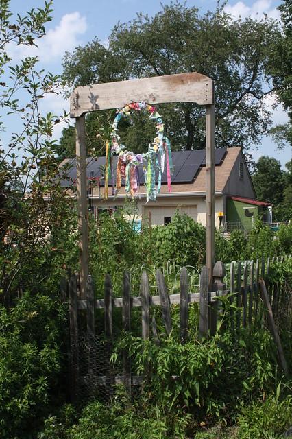 Garden Whimsy