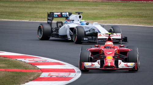 F1 - Ferrari - Kimi Räikkönen