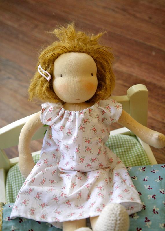 Beautiful Waldolf Doll