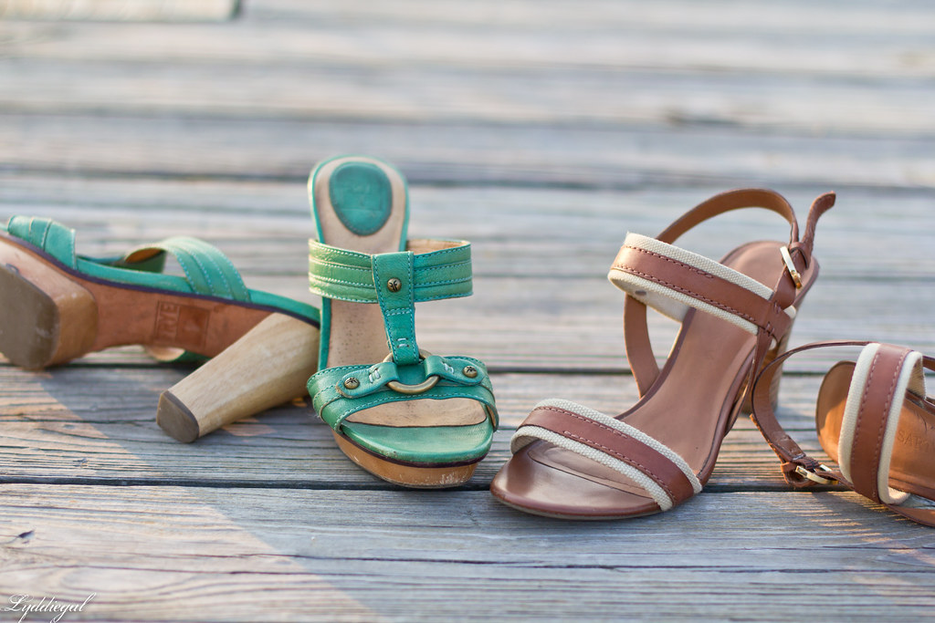 frye and franco sarto sandals.jpg