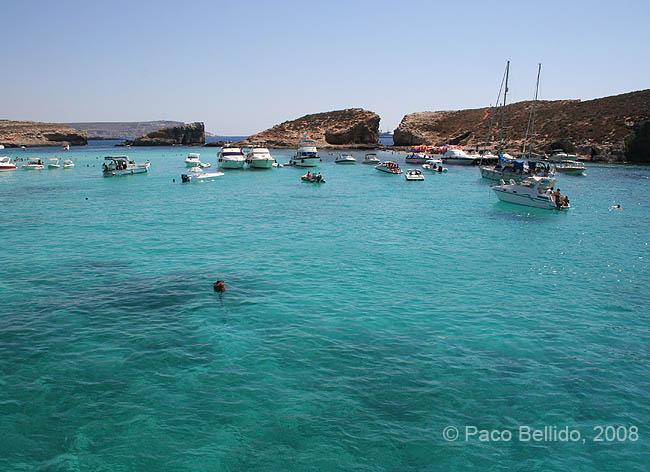 Blue Lagoon. © Paco Bellido, 2008