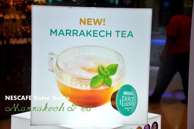 Nescafe Dolce Gisto Marrakech Tea 1