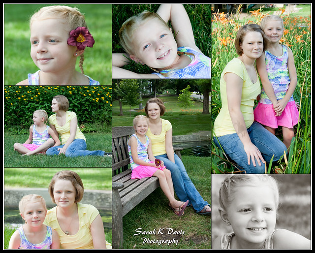 "Holly & Alyssa ""Mommy & Me"""