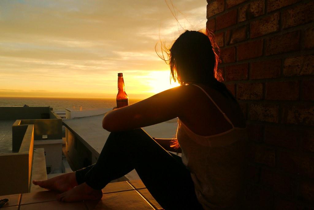 Jenna sunset