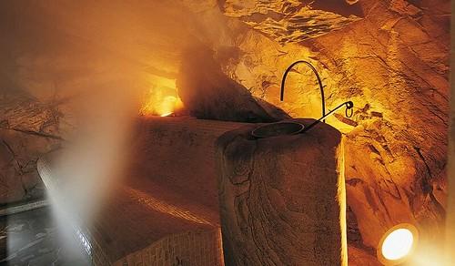 Bagni di Pisa, grotta dei Granduchi