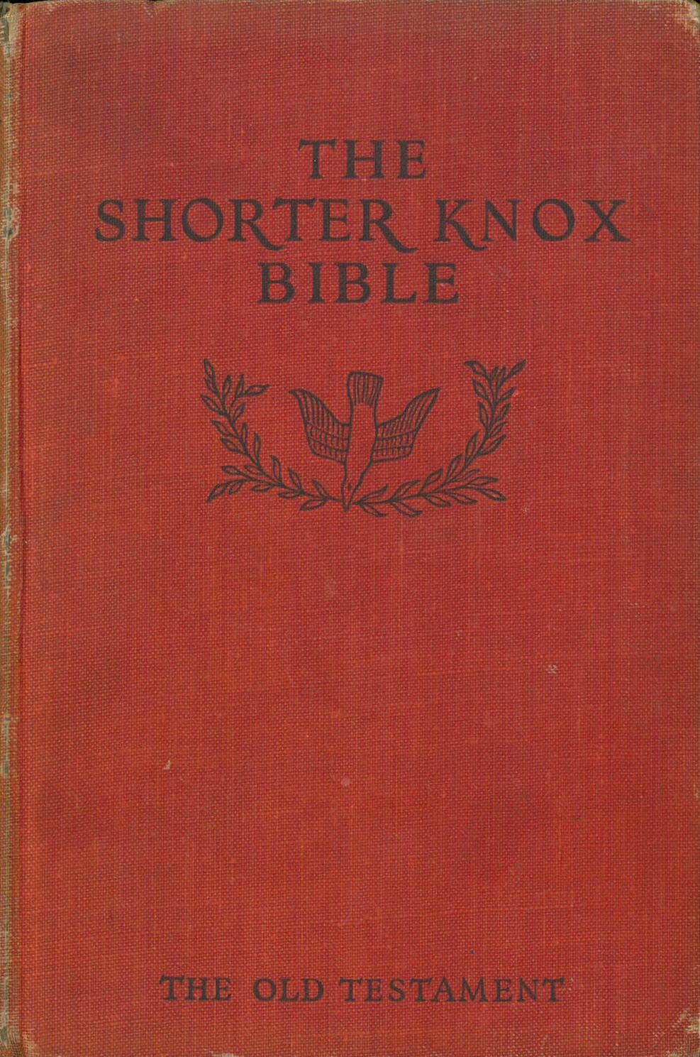 ronald a  knox