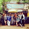 OCF Cupcake Crew. Thanks for another great year everybody!! #ocf #oregoncountryfair #divinecupcake