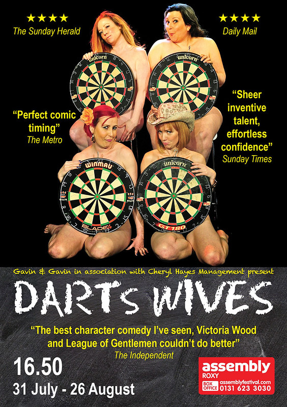 Gavin & Gavin: Darts Wives