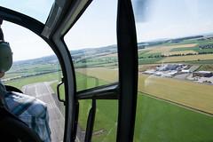 Eurocopter EC 120 OE-XST takeoff