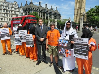 Free Shaker Aamer: the Parliamentary Vigil, July 16, 2014