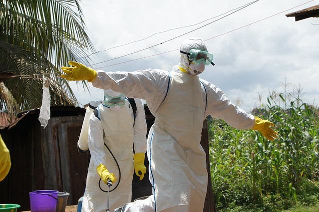 Sierra Leone: into the Ebola epicentre from Flickr via Wylio