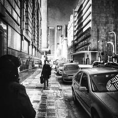 Walking through the streets of Newtown, in monochrome. #RTist @mrpfashion