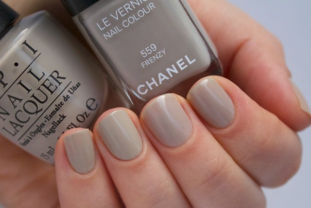 Chanel Frenzy vs OPI — Did You 'Ear About Van Gogh?